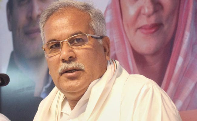 Bhupesh Baghel On Centre's Kashmir Move: Can't Say Anything, Asking