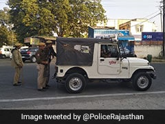 4 Cops Allegedly Thrashed By Lawyers In Rajasthan's Alwar