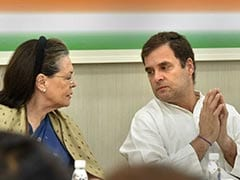 Rahul Gandhi's Resignation Rejected At Top Congress Meet
