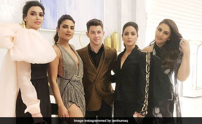 Cannes 2019: All Eyes Were On Priyanka Chopra And Her 'Desi Girls' Huma Qureshi, Diana Penty, Hina Khan At Chopard Party
