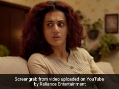<I>Game Over</i> Trailer: Taapsee Pannu Will Make You Sweat In This Crime Thriller
