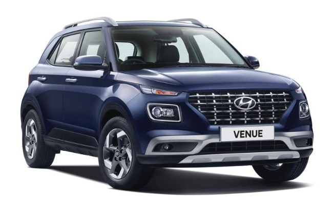 Hyundai Venue Bags 50,000 Bookings In Two Months