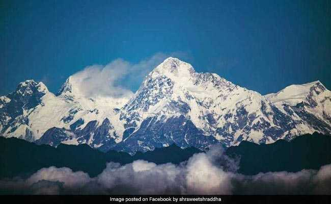 Two Indian climbers die on Mt. Kanchenjunga