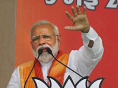 """Madhya Pradesh Has 2.5 Chief Ministers"": PM Modi's Jab At Congress"