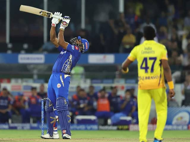 IPL 2019 Final: Kieron Pollard Fined For Showing Dissent At Umpires Decision
