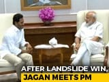 Video : Jagan Reddy Meets PM Modi In Delhi After Massive Win In Andhra Pradesh