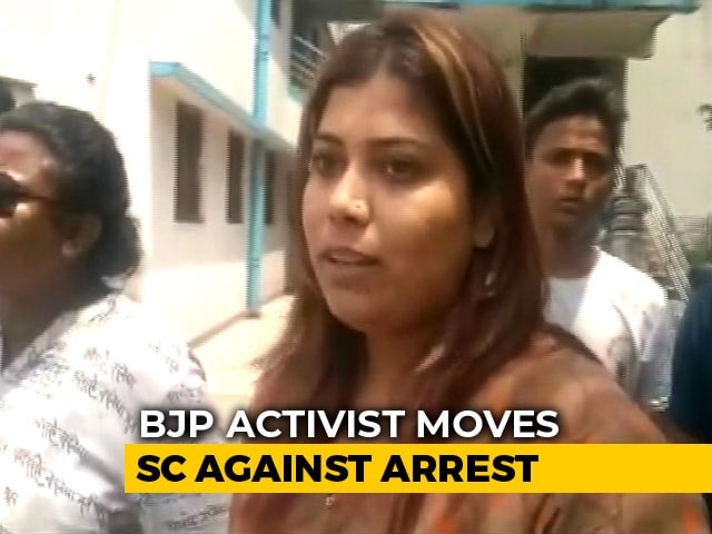 Video : BJP Activist Challenges Arrest Over Sharing Mamata Banerjee's Morphed Pic