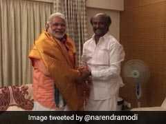 जवाहरलाल नेहरू और राजीव गांधी की तरह करिश्माई नेता हैं नरेंद्र मोदी : रजनीकांत