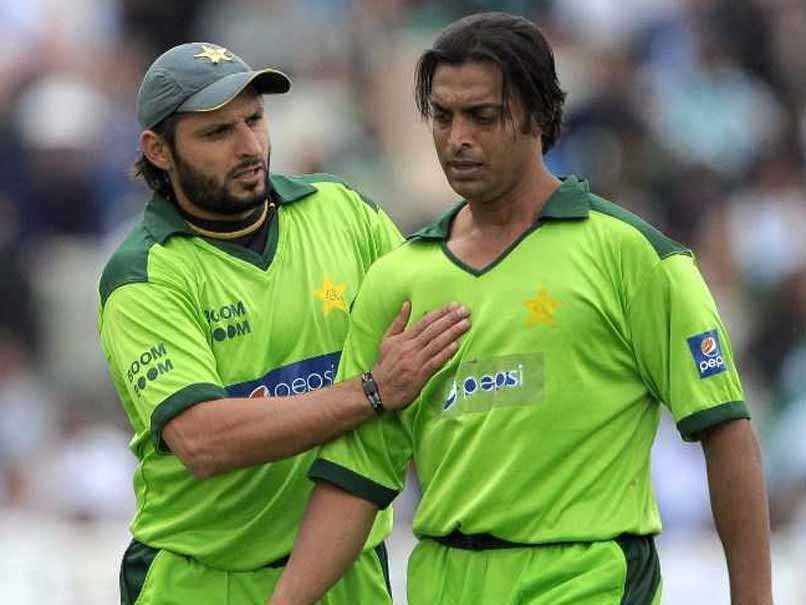 Shoaib Akhtar Backs Shahid Afridi Claim, Says Senior Players Wanted To Beat Him With Bat