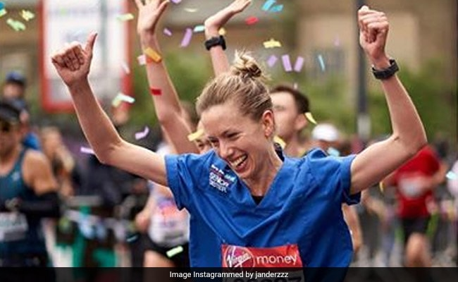 Marathon Runner Denied 'Fastest Nurse' World Record Over Wrong Outfit