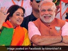 Chandigarh Election Results 2019 Live Updates: रुझानों में किरण खेर आगे, पवन बंसल पीछे