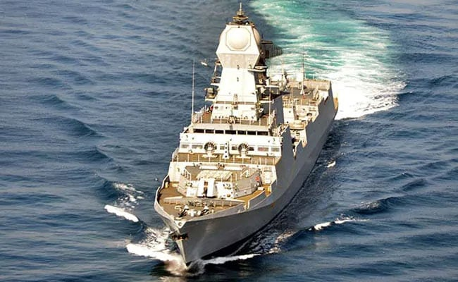 Two US Navy Ships Sail Through Strategic Taiwan Strait