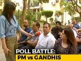 Video : PM, Rahul Gandhi Spar Over Rajiv Gandhi Comment