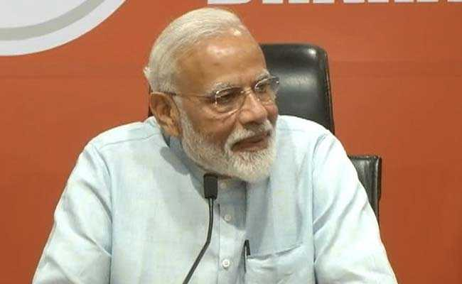 Elections 2019: PM Modi Addresses First Ever Press Conference-LIVE Updates