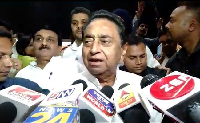 Loksabha Elections : कमलनाथ ने कहा- अब प्रज्ञा के बयान का खंडन कराएगी बीजेपी, उसकी सोच में खोट