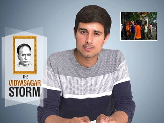 Video : YouTuber Dhruv Rathee Analyses Elections With Focus On Violence In Bengal