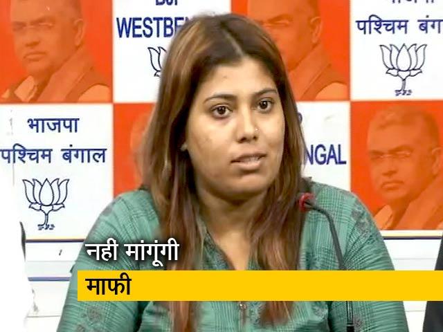 Video : ममता बनर्जी मीम मामले में रिहा हुईं प्रियंका शर्मा, कहा- मुझे डराया गया