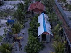 Sri Lanka Police Discover Suspected Training Camp For Terrorists
