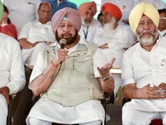 Punjab Chief Minister Vows To Compensate Farmers, Hits Out At PM Modi