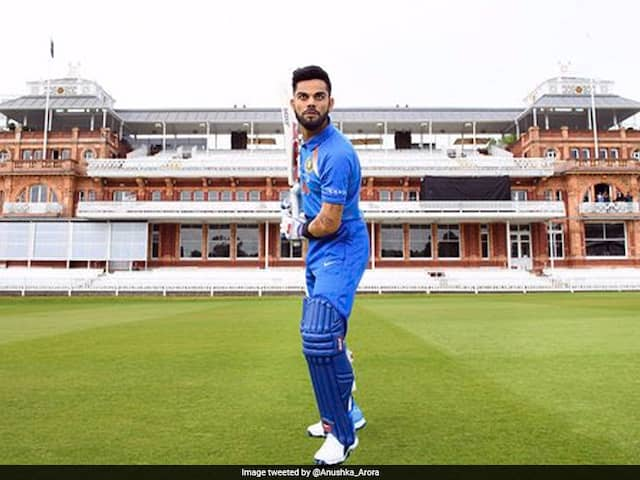Virat Kohlis Wax Statue Unveiled At Lords Ahead Of World Cup 2019