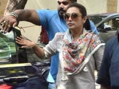 A Day After Veeru Devgan's Funeral, Rani Mukerji, Karan Johar And Hrithik Roshan Visit Ajay Devgn And Kajol