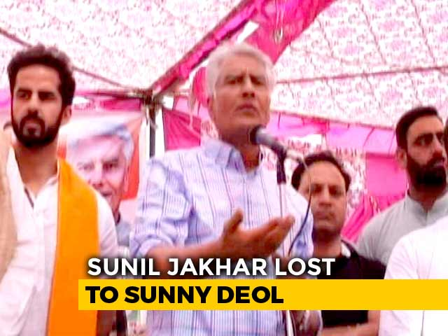 Punjab Congress Chief Who Lost To Sunny Deol Joins 'I Resign' List