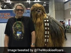 "Chewbacca In ""Star Wars"" Saga Peter Mayhew Dies At 74"