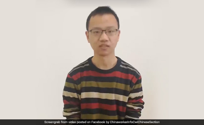 'If I Disappear...': Chinese Student Amid Crackdown Over Labour Activism