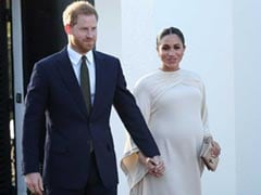 British Royals Meghan Markle, Prince Harry Welcome Baby Boy