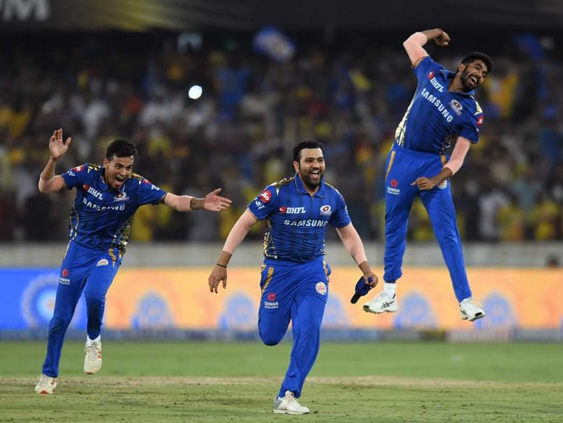 Sachin Tendulkar Praises Jasprit Bumrah After Mumbai Indians