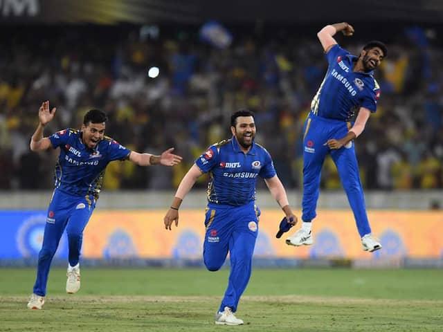 "Sachin Tendulkar Praises Jasprit Bumrah After Mumbai Indians IPL Win, Hopes ""Best Is Yet To Come"""