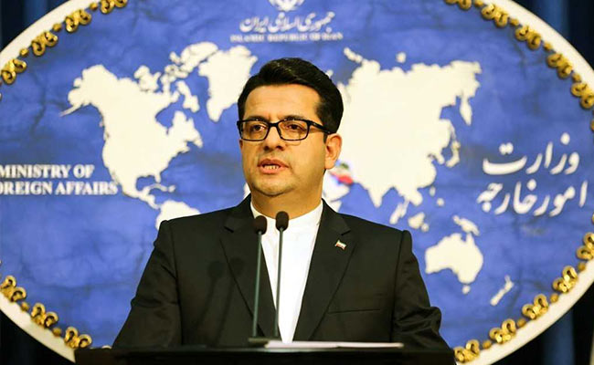 'Laughable Claims': Iran Rejects US Accusation Of Attack On Ships Off UAE