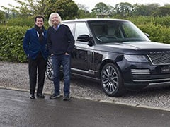Land Rover Introduces Range Rover Astronaut Edition Specially Designed For 'Future Astronauts'
