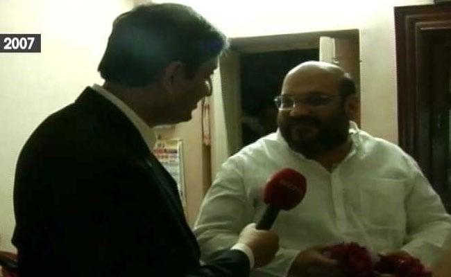 जब रवीश कुमार ने अमित शाह का किया था इंटरव्यू, देखें Video
