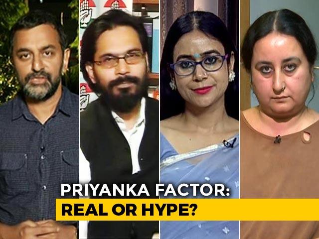 Video : Priyanka Gandhi's Congress 'Revival': A Reality Check