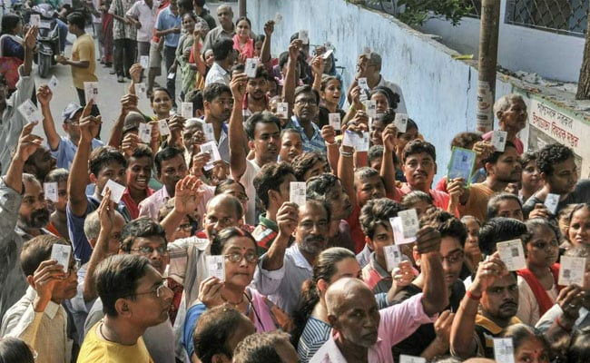 Lok Sabha Election 2019 Updates : अंतिम चरण में 59 सीटों पर 64 फीसदी मतदान