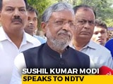 "Video : ""Difficult For Voters To Step Out In Summer Heat,"" Says Sushil Kumar Modi"