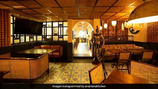 Review: Anardana Kitchen And Bar Is East Delhi's New Hub For Lip-Smacking Indian Food