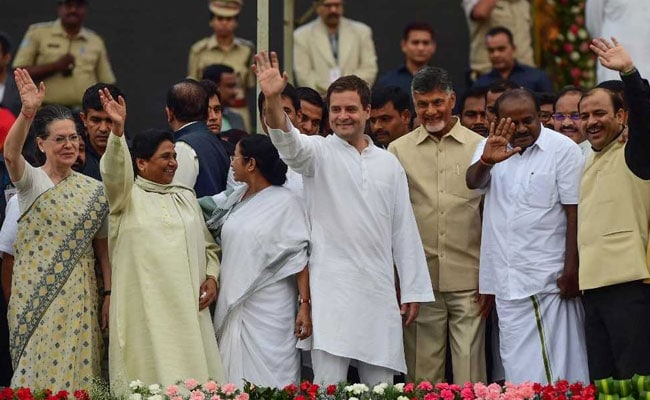 Election 2019 Highlights: Chandrababu Naidu To Meet Sonia Gandhi Today, After Meeting Other Opposition Leaders