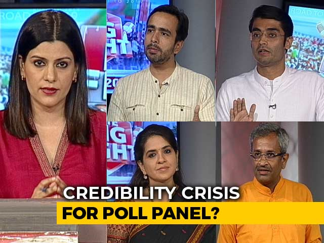 Video : The Big Fight: Is The Election Commission's Credibility Still Intact?