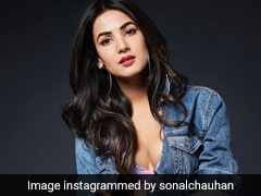 No, Sonal Chauhan Is Not Dating Cricketer KL Rahul. Here's What She Said