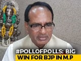 Video : Congress Ruined Madhya Pradesh In 4 Months: Shivraj Chouhan On Exit Polls