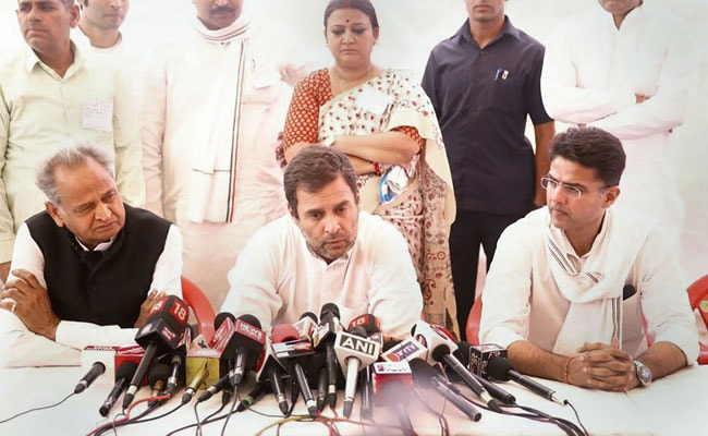 Rahul Gandhi Meets Alwar Gang-Rape Survivor, Says