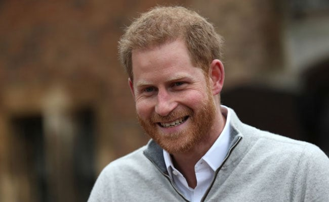 New dad Prince Harry 'incredibly proud' of wife Meghan