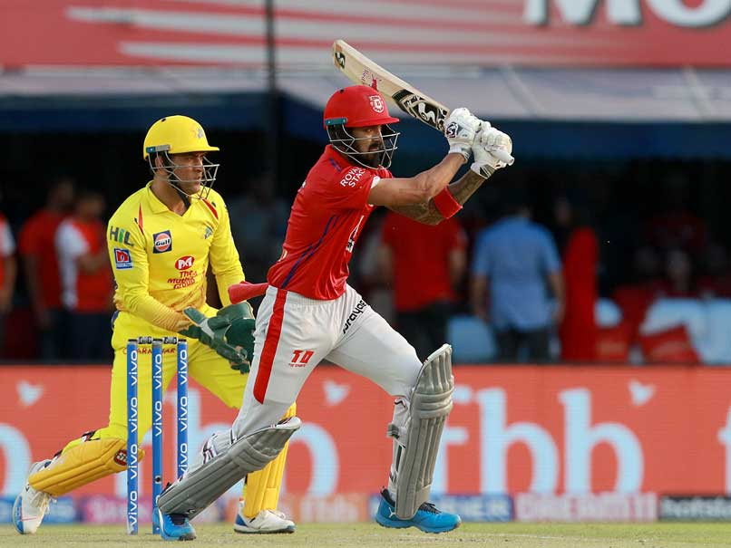 KL Rahul Blitzkrieg Inspires Kings XI Punjab To 6-Wicket Consolation Win Over Chennai Super Kings