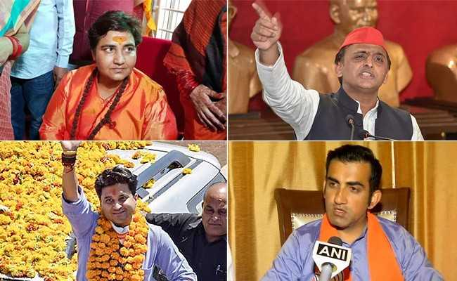 General Elections 2019: Top Ten Battles To Look Out For In The Sixth Phase