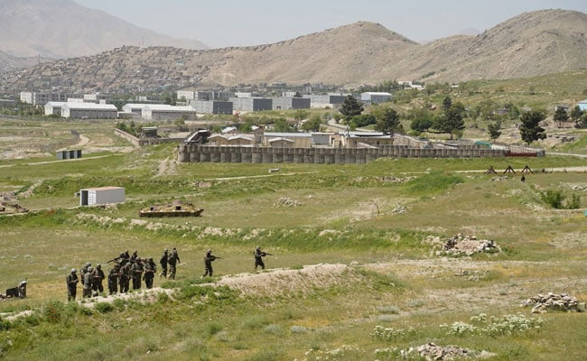 Six Killed In ISIS-Claimed Blast At Kabul Military Academy In Afghanistan