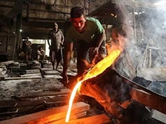 March Manufacturing Output Down By More Than A Fifth From Last Year