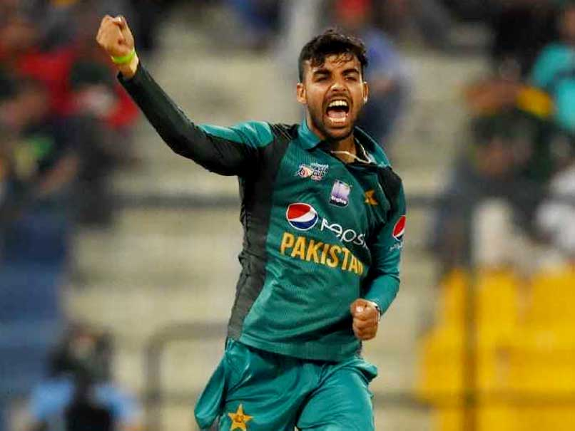 Shadab Khan pledges to donate entire match fee from Sri Lanka series for earthquake victims