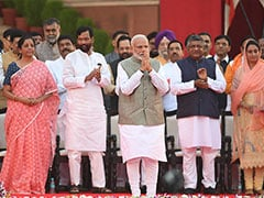 Narendra Modi Swearing-In Ceremony Highlights: Narendra Modi Takes Oath As PM For Second Term At Rashtrapati Bhavan